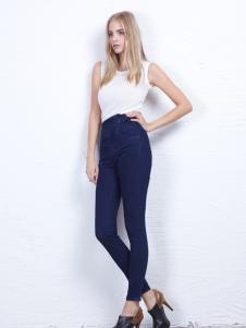 丹尼布鲁秋季时尚牛仔裤新品