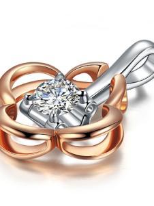 金嘉利时尚钻石吊坠