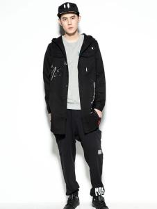 HOLYMOLY黑色时尚外套专卖