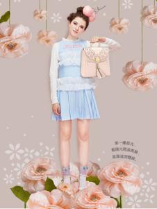 artmi粉色浪漫手提包