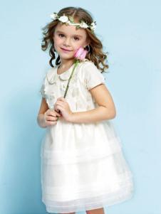 艾艾屋童装女童公主裙