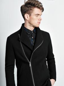 法拉狄奥冬季时尚呢外套正品