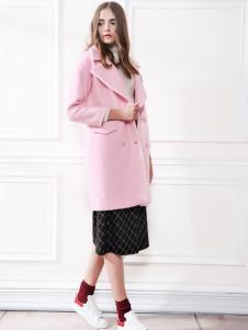 betu百图2016冬季新款欧版大衣
