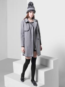 艺域2016秋冬新款时尚个性外套