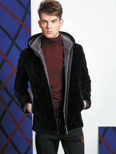 法拉狄奥秋冬保暖厚外套