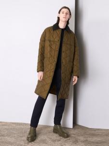 Balenciaga 2016新品长款棉衣