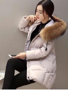 衣佰芬2016秋冬时尚羽绒服