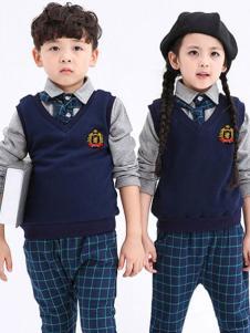 明日之星2016新品针织线衫幼儿园园服