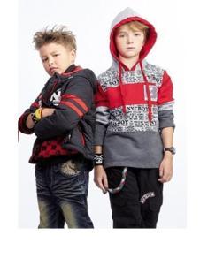 纽约男孩童装卫衣