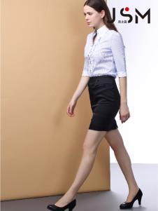 JSM杰士迈新款女士短袖套装