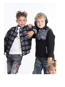 纽约男孩童装外套
