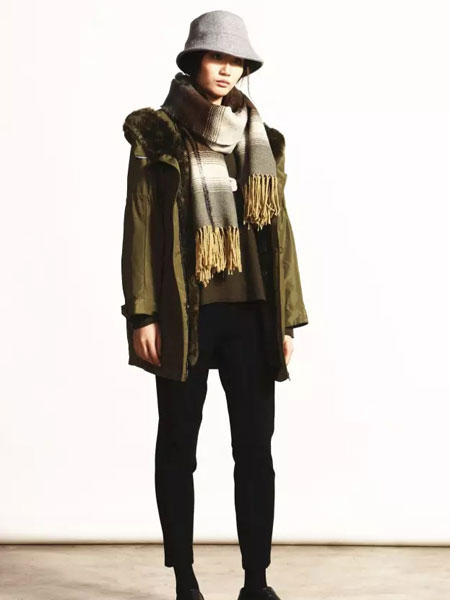 柯妮丝麗秋冬时尚外套新款