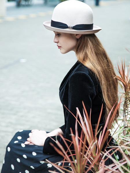 新帽馆秋冬新款时装帽子