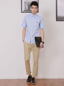 V.S HOLIDAY男装样品衬衫