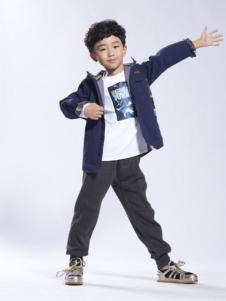 BenKo缤果童装男童休闲外套
