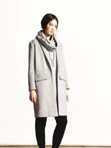 柯妮丝麗灰色时尚女装