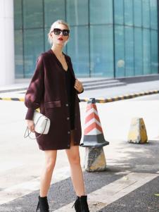 艾米时尚冬季新款大衣正品