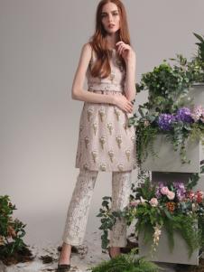 红贝缇2017春夏新款连衣裙