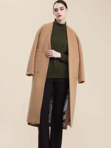 Carmen卡蔓修身大衣