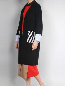 零时尚新款个性大衣