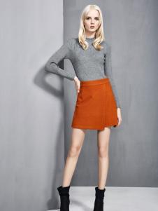 依然秀冬季新款时尚打底裙