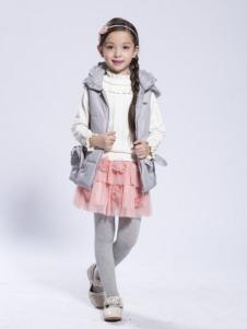 BenKo缤果童装羽绒马夹