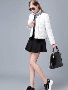 音非冬季短款时尚棉衣