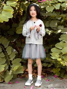 兔子杰罗女童春季短外套