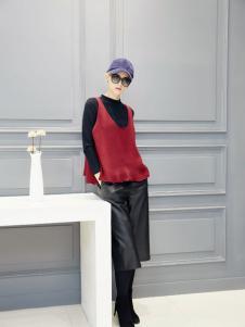 艾米欧美简约女装冬季新款