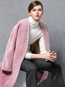 奥伦提冬季新款时髦外套