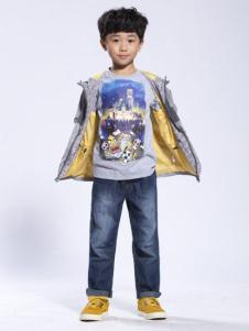 BenKo缤果童装男童T恤