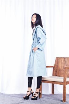 MISS ONE女装2016新品风衣