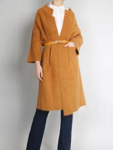 零时尚新款时尚大衣