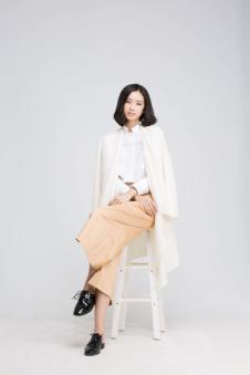 贝洛安女装2017春新品阔腿裤