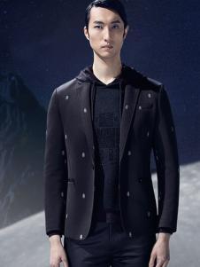 2016才子男装新款外套