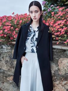 玳莎时尚薄款大衣新品