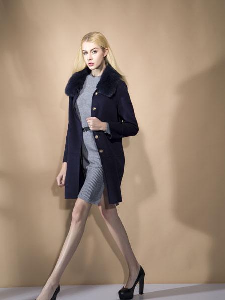 FULLTEAM时尚修身大衣新款