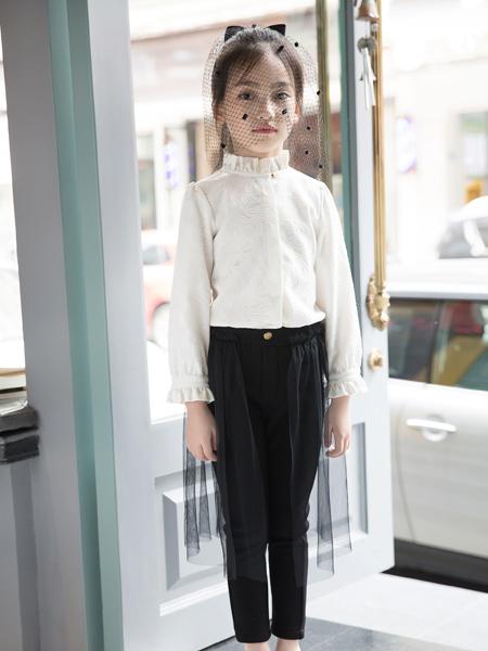 RBIGX女童服饰新款新品