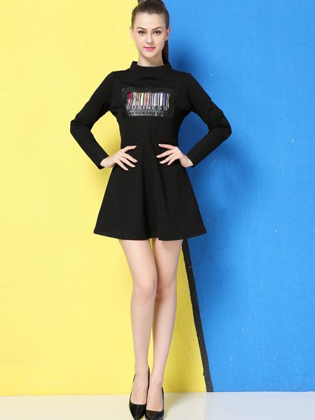 戴莉格琳新款半裙