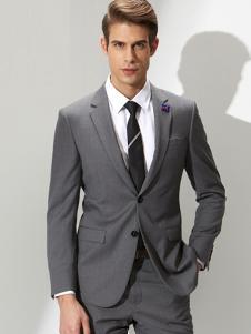 一折街男装品牌折扣时尚西服