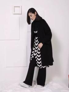 THAT'S ALL女装秋冬新品黑色外套