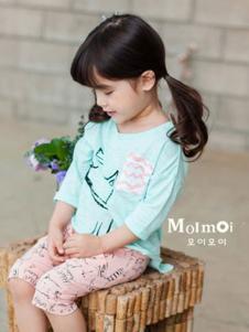 Moimoi末一末一女童内衣新品
