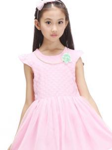 贝蕾地童装纱裙