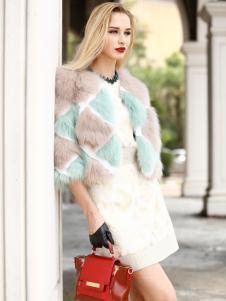 芭藜衣都女装毛绒外套