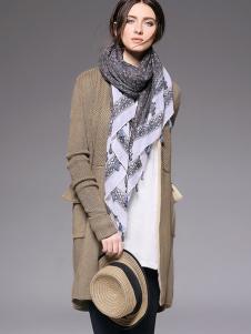 Zopin作品女装针织线衫