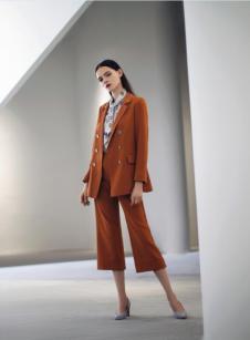 AITU艾托奥2017年春夏新品西装+七分裤