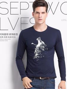 一折街男装品牌新款T恤