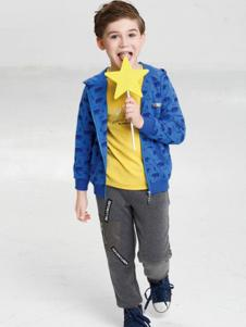 贝乐鼠童装男童休闲外套
