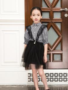 RBIGX时尚春夏童装女裙