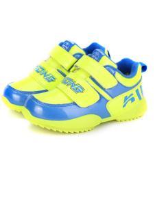 卡丁新品亮黄色童鞋